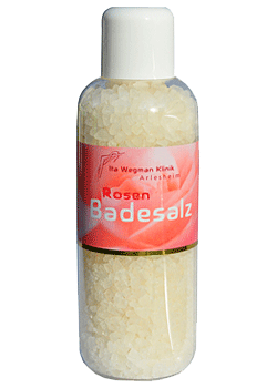 Badesalz Rose